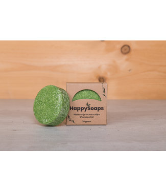 HappySoaps •• Aloë You Very Much Shampoo Bar