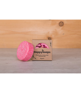 HappySoaps •• La Vie en Rose Shampoo Bar