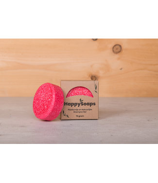 HappySoaps •• Cinnamon Roll Shampoo Bar