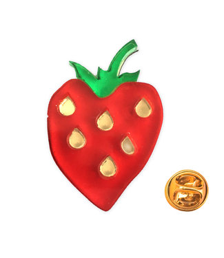 ALL THINGS WE LIKE •• Strawberry Pin