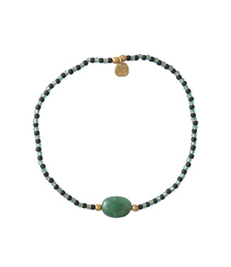 A BEAUTIFUL STORY •• Armband Summer Aventurine