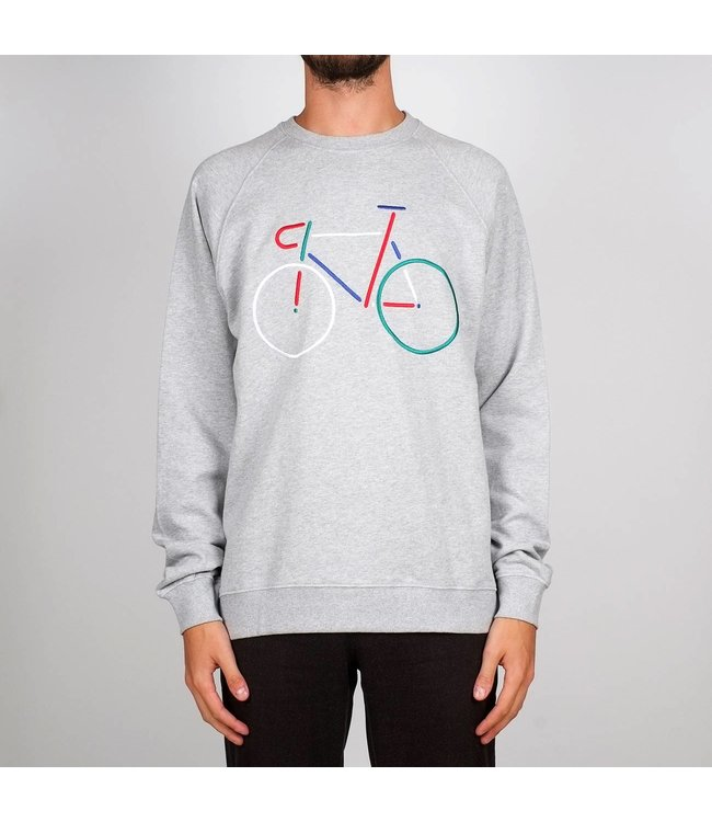 DEDICATED. •• Sweatshirt Malmoe Color Bike