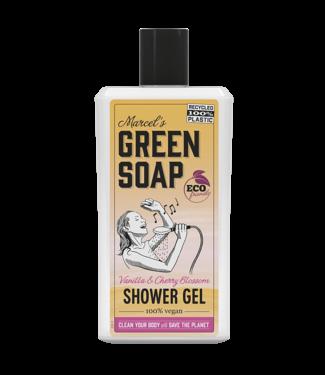 Marcel's Green Soap •• Shampoo Vanille & Kersenbloesem