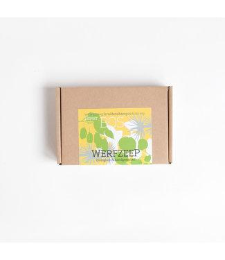 WERFZEEP •• Zeepset Bos