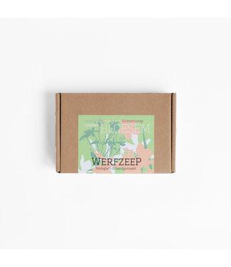 WERFZEEP •• Zeepset Bloesem
