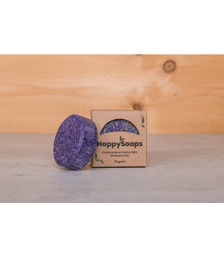 HappySoaps •• Purple Rain Shampoo Bar