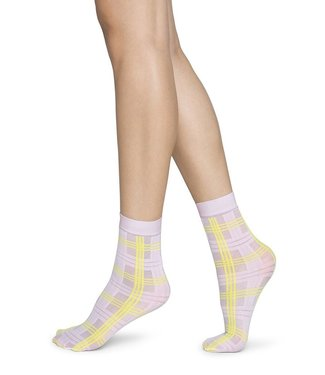 SWEDISH STOCKINGS •• Greta Tartan Sock
