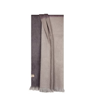 Bufandy •• Shawl Brushed Ombre Warm Taupe