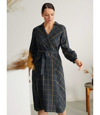 THOUGHT  •• Murray Wrap Dress