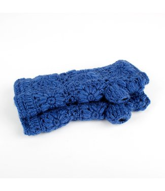 SJAAL MET VERHAAL  •• Handwarmers Blauw