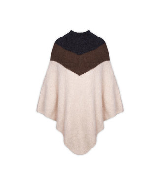 INTI Knitwear •• Poncho | MY2213