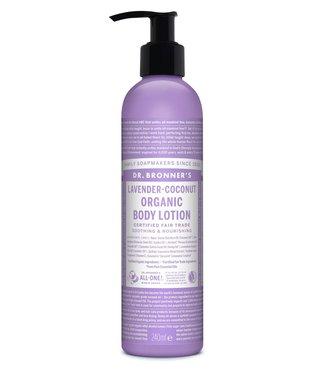 Dr. Bronners •• BIOLOGISCHE BODYLOTION  Lavendel Kokosnoot