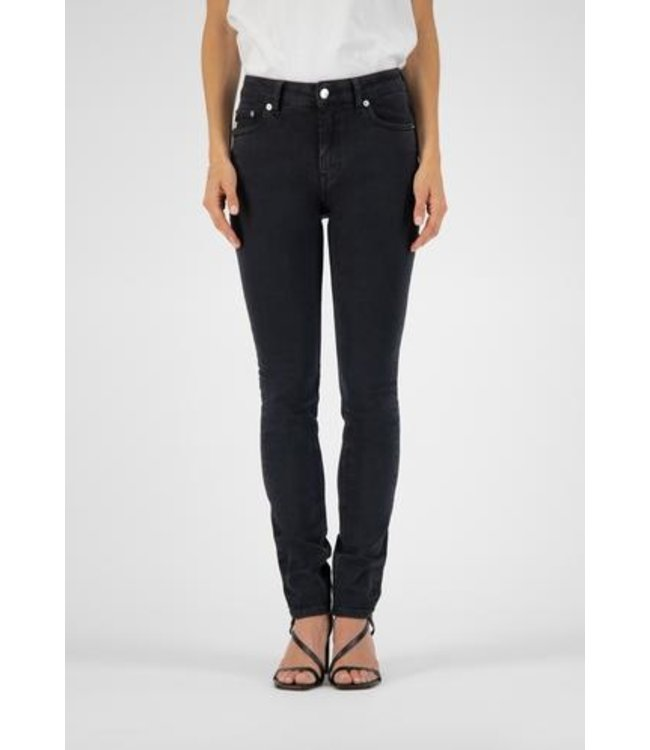 MUD Jeans •• Jeans Skinny Hazen Stone Black
