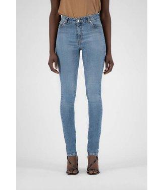 MUD Jeans •• Jeans Skinny Hazen Fan Stone