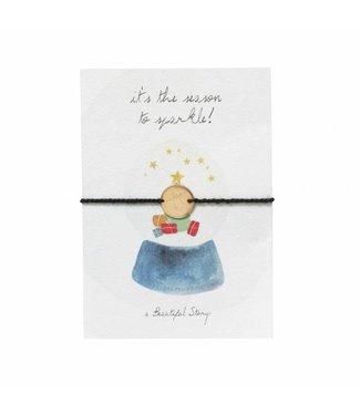 A BEAUTIFUL STORY •• Sieraden Ansichtkaart Sparkle