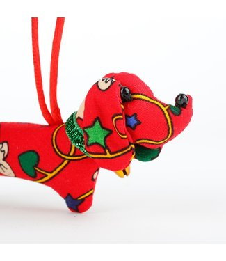 SJAAL MET VERHAAL  •• Kerstteckel Gingerbread Cookie