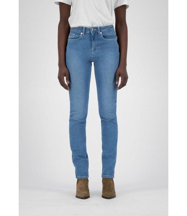 MUD Jeans •• Jeans Stretch Mimi Pure Blue