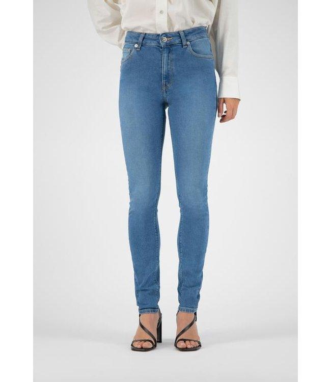 MUD Jeans •• Jeans Skinny Hazen Pure Blue