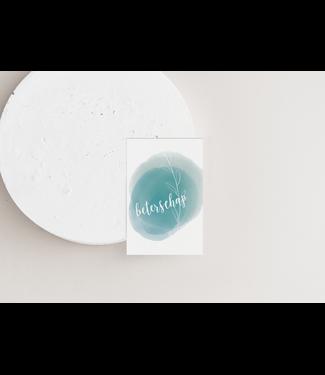 GRAFIQUELIEN •• Cadeaukaartje Beterschap