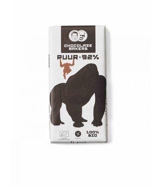 Chocolate Makers •• Gorilla Bar Puur 92%