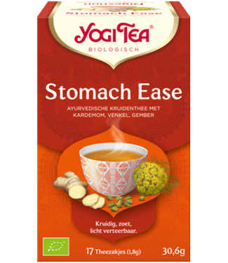 Yogi Tea •• Stomach Ease