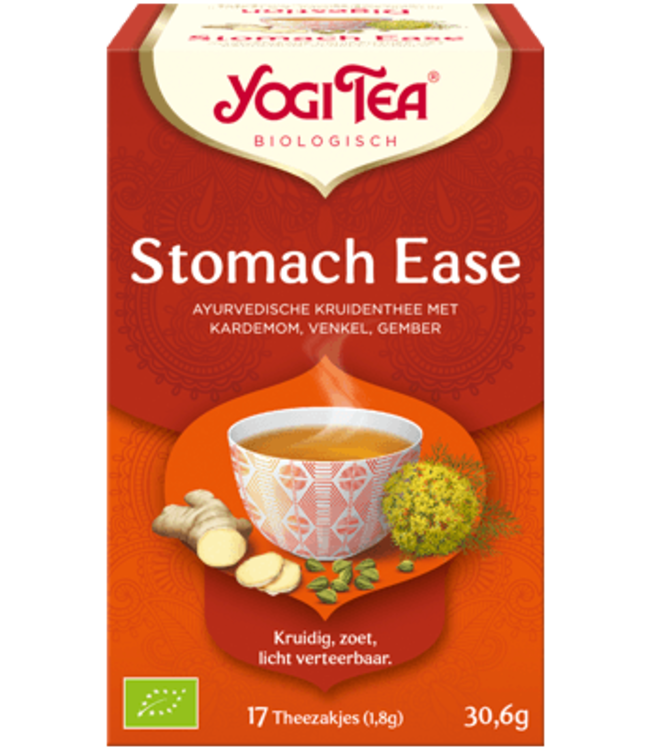 Yogi Tea •• Stomach Ease