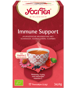 Yogi Tea •• Immune Support