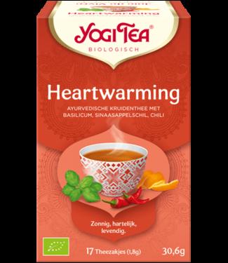 Yogi Tea •• Heartwarming