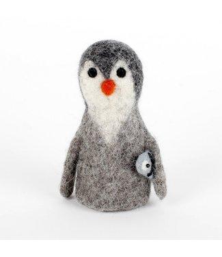 SJAAL MET VERHAAL  •• EIWARMER Pinguin