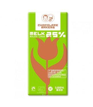 Chocolate Makers •• Lentereep - gekarameliseerde melk