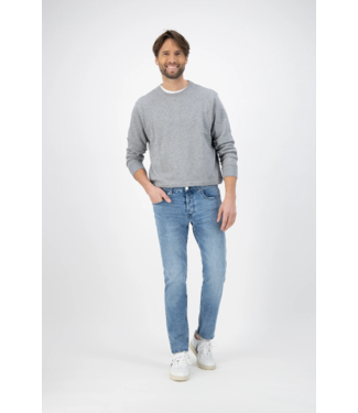 MUD Jeans •• Jeans Slimmer Rick - Old Stone