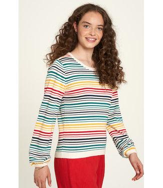 Tranquillo ••  Pullover Multi Stripe