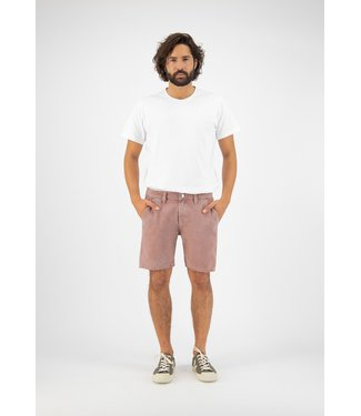 MUD Jeans •• denim Short Luca - red