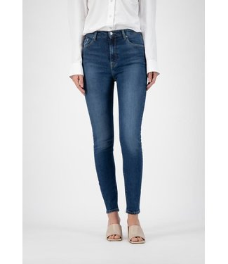 MUD Jeans •• Jeans Sky Rise Skinny Pure Blue