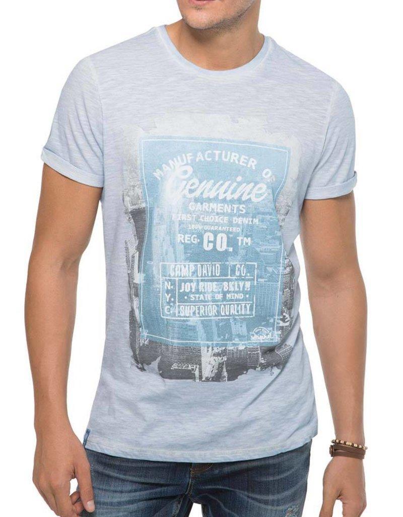 Camp David ® T-Shirt Denim