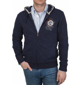 Napapijri Napapijri ® Sweatshirt Zip-up Hoodie, Dunkelblau
