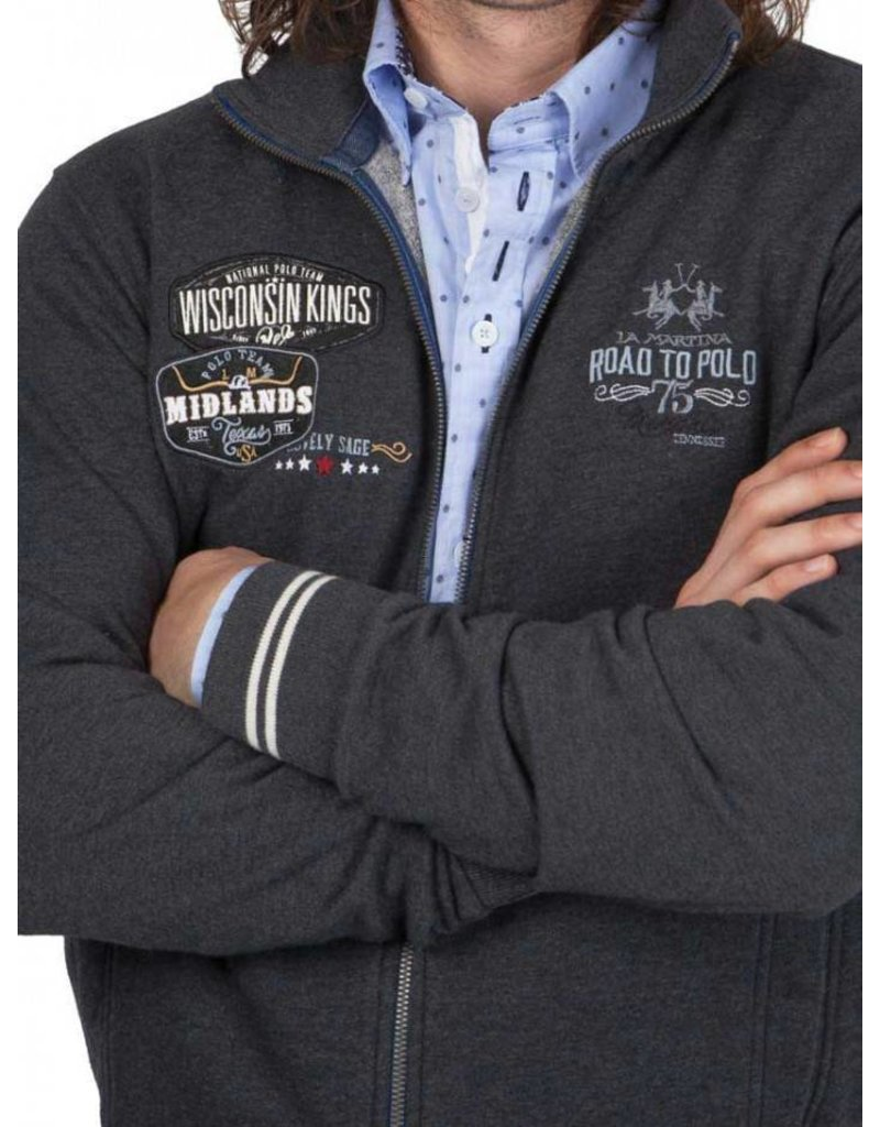La Martina ® Strickjacke Wisconsin Kings