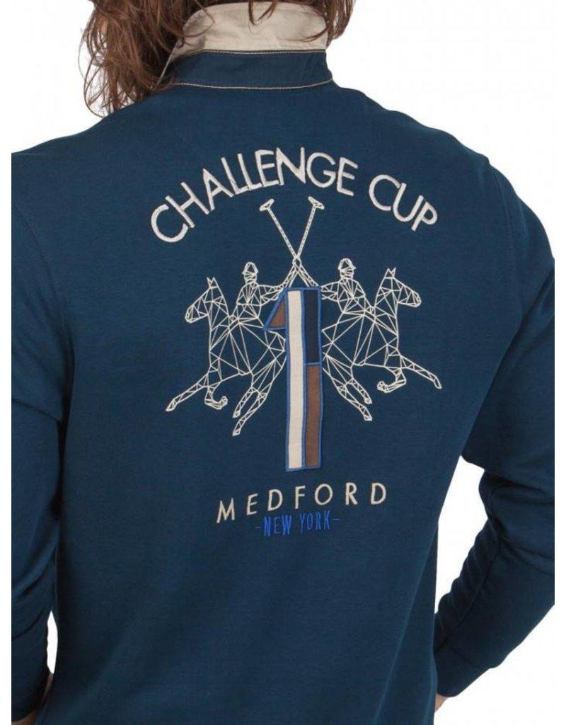 La Martina ® Sweatshirt Challenge Cup