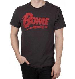 Amplified Amplified ® T-Shirt David Bowie Logo
