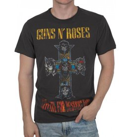 Amplified Amplified ® T-Shirt Guns 'N Roses Appetite For Destruction Tour