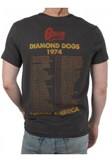 Amplified ® T-Shirt David Bowie Diamond Dogs Tour