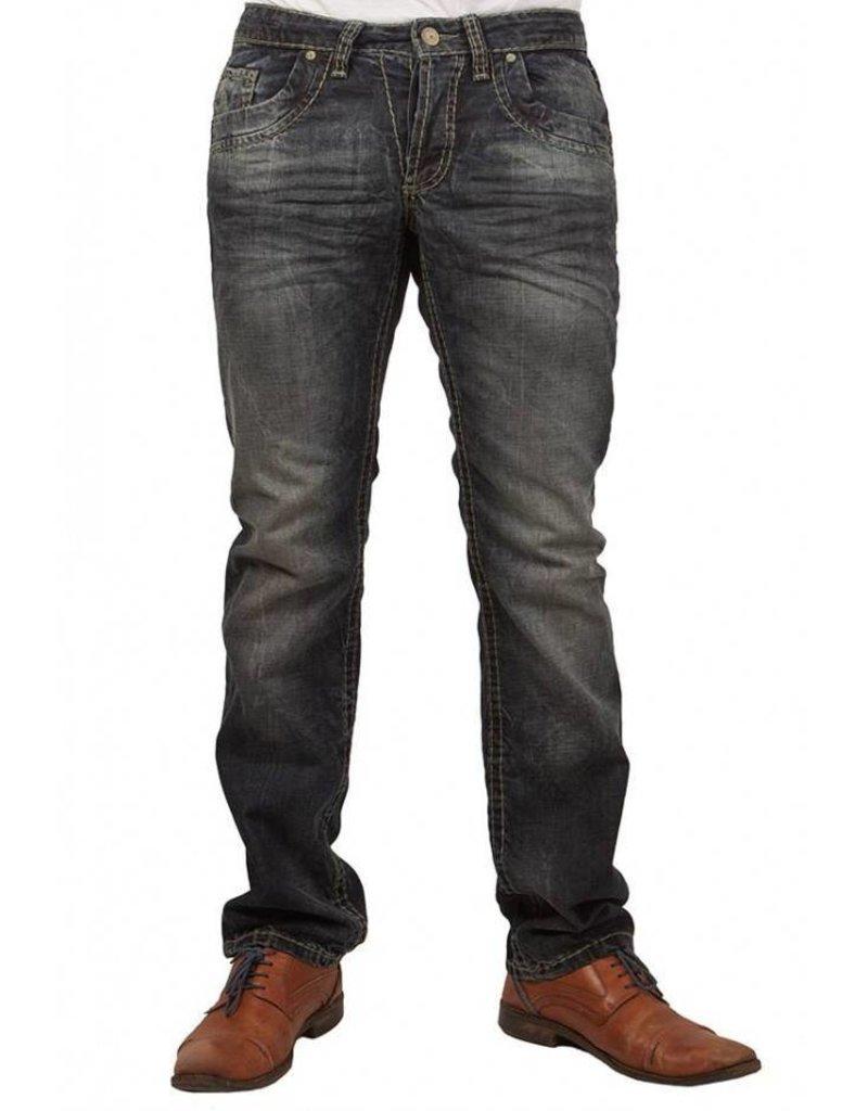 Camp David ® Jeans Used-Look Regular Fit