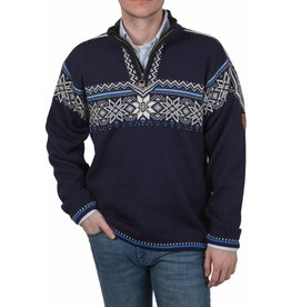 Dale of Norway Dale of Norway ® Pullover Holmenkollen, Dunkelblau