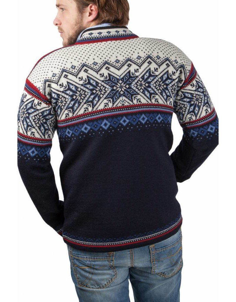 Dale of Norway ® Pullover Vail, Dunkelblau