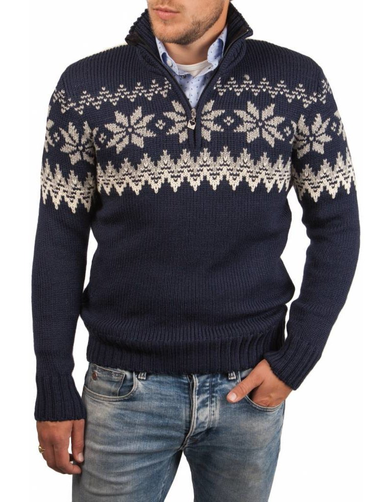 Dale of Norway ® Pullover Myking, Marine