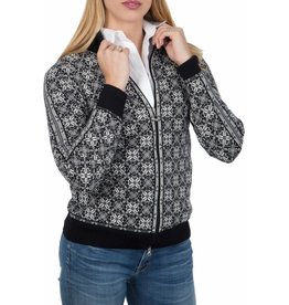 Dale of Norway Dale of Norway ® Frida Damen Strickjacke, Schwarz
