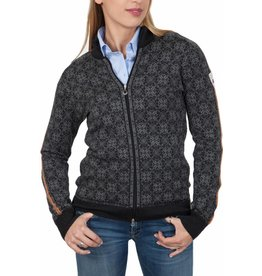 Dale of Norway Dale of Norway ® Frida Damen Strickjacke, Antra