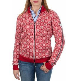 Dale of Norway Dale of Norway ® Frida Damen Strickjacke, Rot