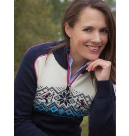 Dale of Norway Dale of Norway ® Biathlon Damen Pullover, dunkelblau