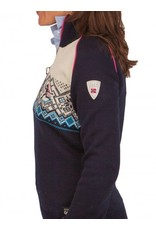 Dale of Norway ® Biathlon Damen Pullover, dunkelblau